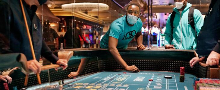 Health Protocols at Casino Resorts